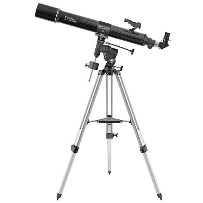 National Geographic 90/900 EQ refraktorteleskop