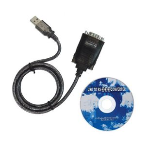 Kabel, USB till RS-232 Konverterare