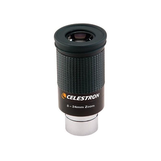Celestron 8-24 mm Zoom okular