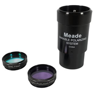 Astro Deluxe filterset 1,25 tum UHC, Ljusförorening & Polfilter