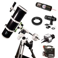 Astrofotopaket Plus, Explorer 130 EQ3 Pro komplettpaket