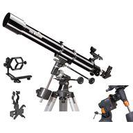 Nybörjar astrofotopaket, Capricorn 70 med motor och kameraadapter