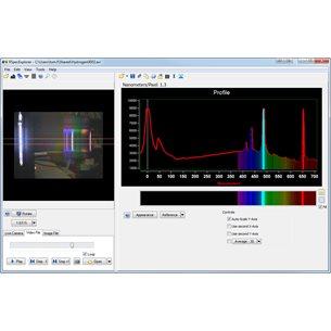 Rspec program för spektroskopi - för klassrum / föreläsning