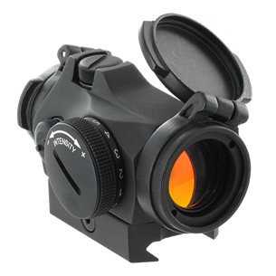 Aimpoint Micro H2 6 MOA med Weaver/Picatinny fäste