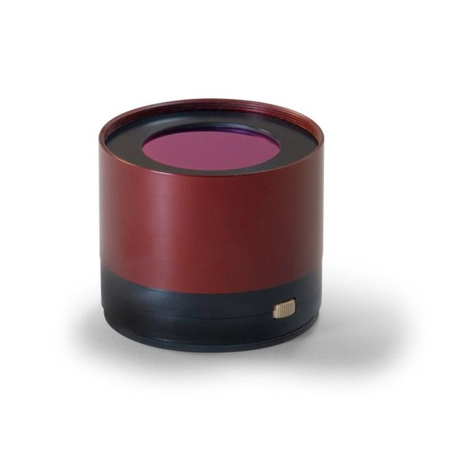Lunt LS50C, 50 mm H-alfa filter, dubbelstackningsmodul