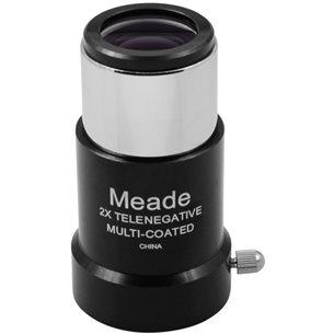 Meade #126 2x Short-Focus Barlowlins 1,25 tum