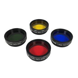 Meade filtersats nr 1 Series 4000 (4 färgfilter)