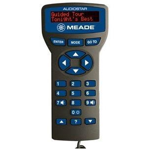 Meade AudioStar Handkontroll, för StarNavigator, ETX, LT, LX80, LX90, LXD75 teleskop