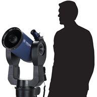 Meade LX200-ACF 8 tum f/10 teleskop med standardstativ