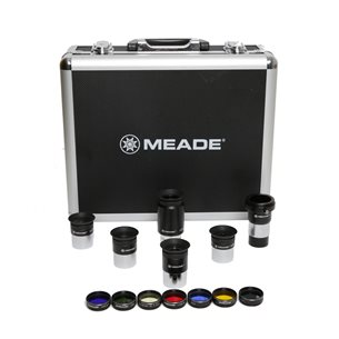 Meade okular och filterset, Serie 4000 1,25 tum