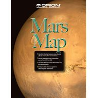 Mars Map & Observing Guide