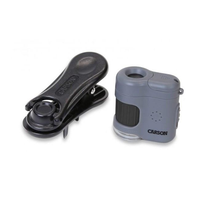 Carson MicroMini Mobilkameramikroskop 20x