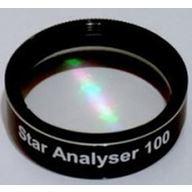 Star Analyser 100 - spektroskop-gitter för stjärnspektra
