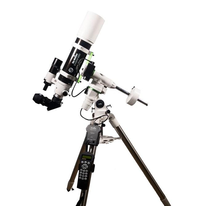 Sky-Watcher Evostar-80ED på EQM-35 montering