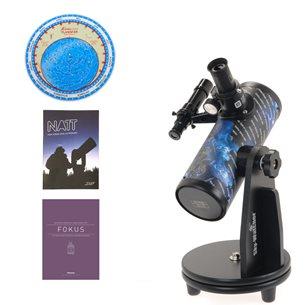 Sky-Watcher Heritage-76 komplettpaket för nybörjare