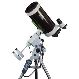 Skymax-180 Maksutov på HEQ5 PRO montering