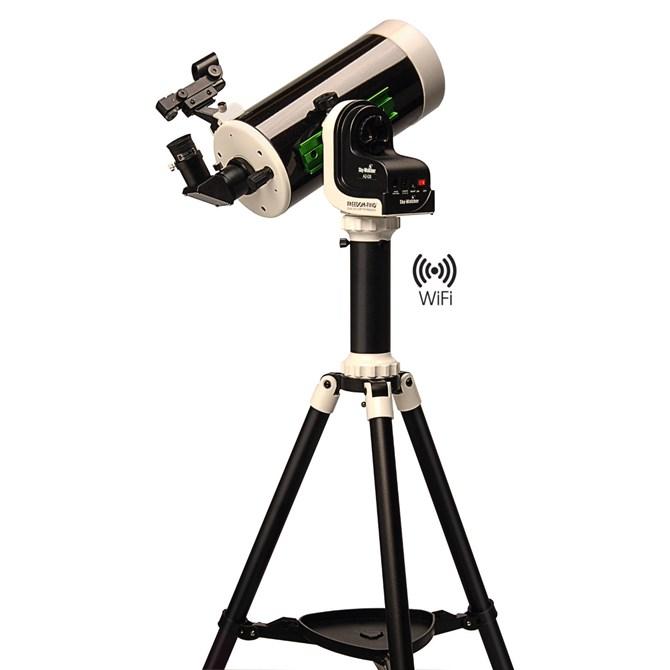 Sky-Watcher Skymax-127 på AZ-GTI Wifi Goto montering