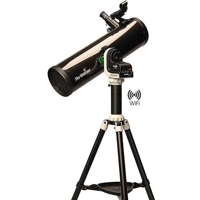 Sky-Watcher Explorer-130PS på AZ-GTI Wifi Goto montering