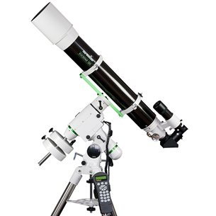 Sky-Watcher Evostar-120 på HEQ-5 PRO Goto montering