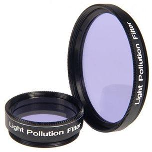Ljusföroreningsfilter (1,25 tum och 2 tum)