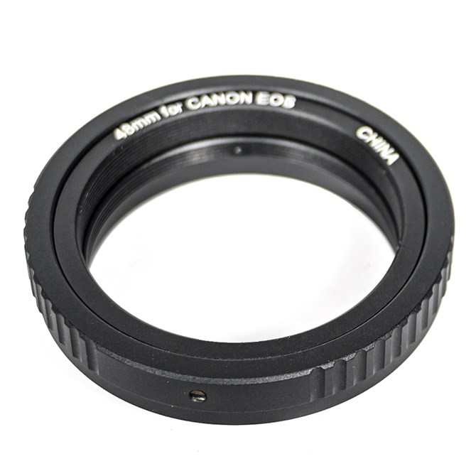 M48x0.75 Canon EOS adapter