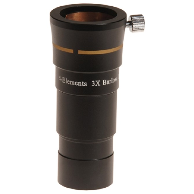 Sky-Watcher 3x barlowlins Premium 4-element
