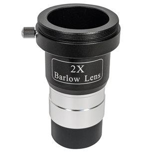 Sky-Watcher 1,25 tum Deluxe Barlow x2 (Dubbel lins)