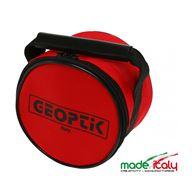 Geoptik väska för motvikter
