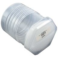 Skyddsbehållare för okular D 80, H 70-100 mm