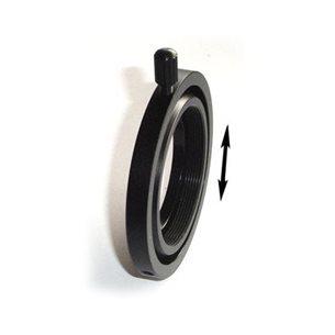 Adapter SC till M48x0,75 (2 tum filtergänga), roterbar 360°