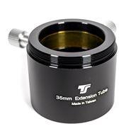 Reducering från T2 till 1,25 tum, bygglängd 31 mm