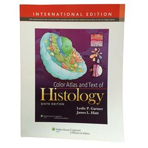 A Colour Atlas of Histology: Gartner & Hiatt