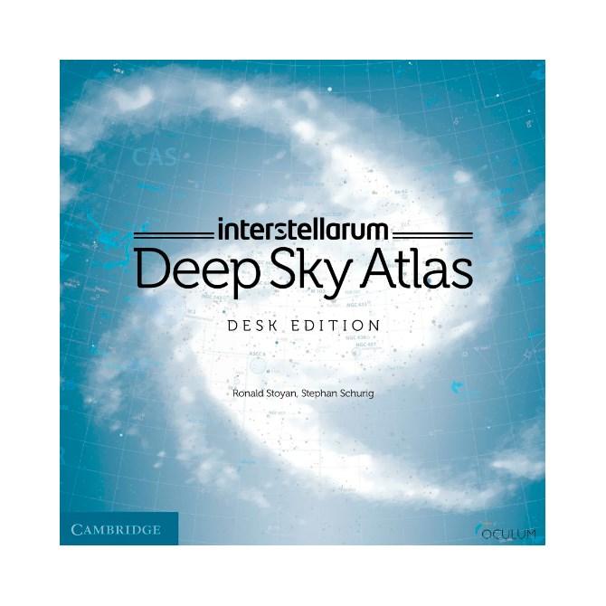 Interstellarum Deep Sky Atlas Desk Edition