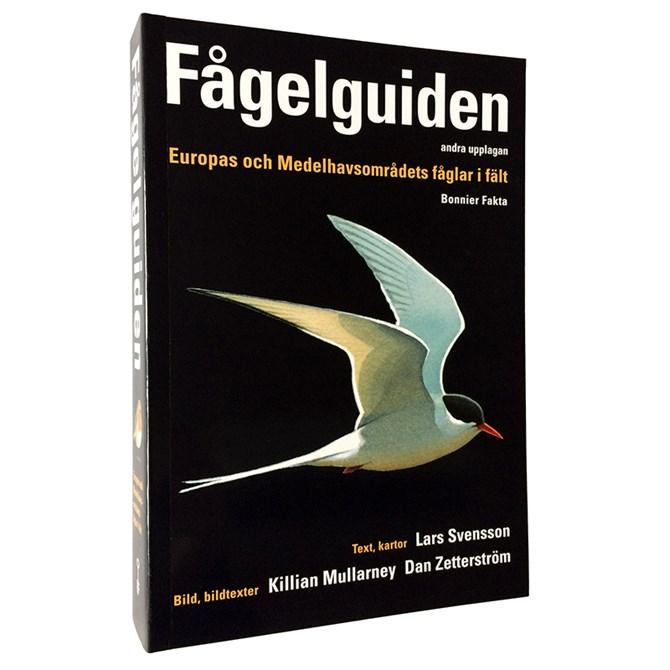 Fågelguiden - Europas och Medelhavsområdets fåglar i fält