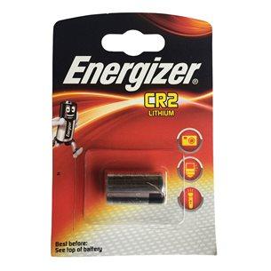 Energizer Batteri CR2 Lithium 3V 1 Pack