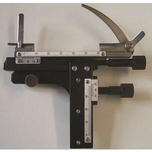 Mikroskop - Korsbord
