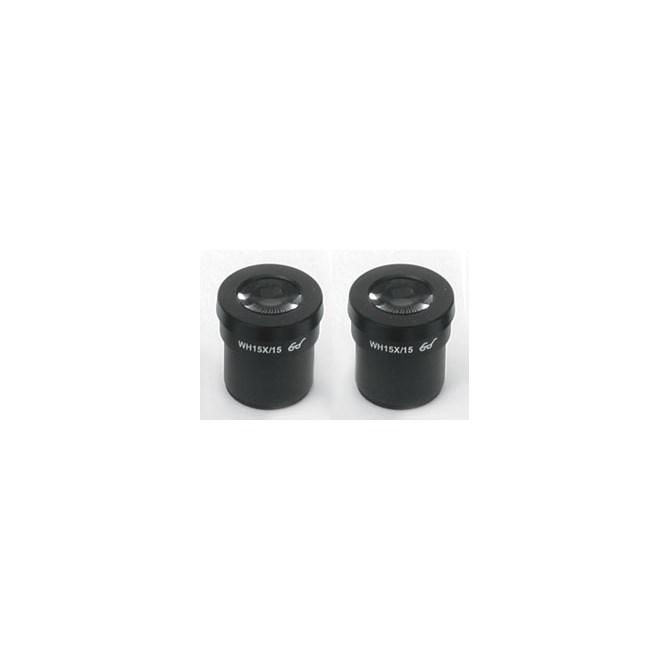 Okular 15x - stereomikroskop, par