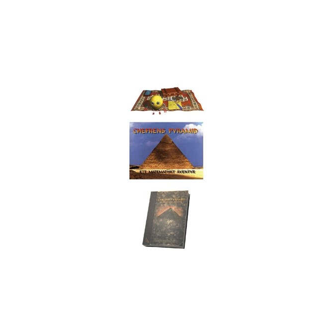 Pyramidprogram, tre stycken