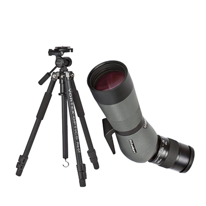 Delta Optical Titanium ED 65 II 15-45x65 tubkikarpaket
