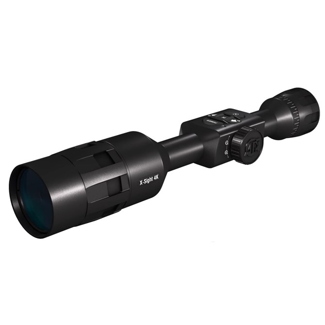 ATN X-Sight-4K HD 3-14x Pro Digital Day/Night Riflescope