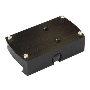 Delta Optical Minidot bas för 22mm skenor