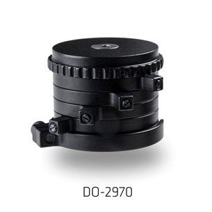 Delta Titanium HD BT ratt med 4 ringar