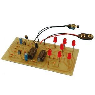 Byggsats - Elektronisk Tärning