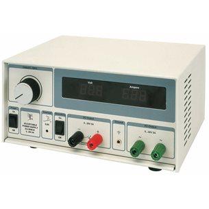 Spänningsaggregat, AC/DC 0-30 V