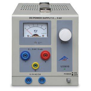 Spänningsaggregat, Högspänning 5 kV