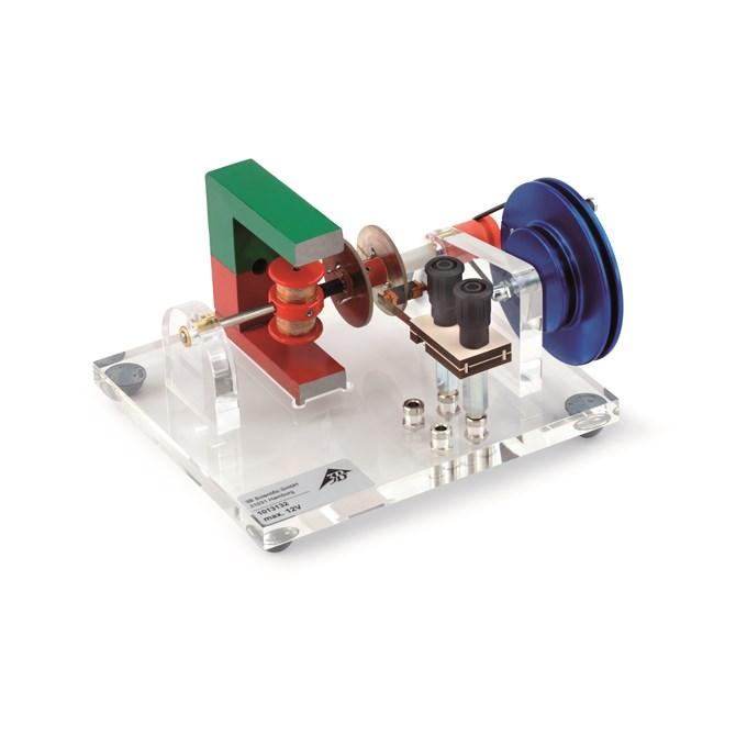 Generator/Motor - Komplett modell