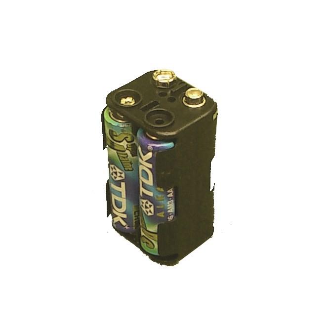 Batterihållare - 4x AA