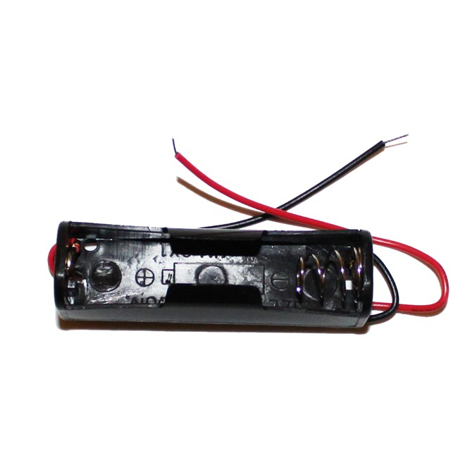 Batterihållare - 1x AA
