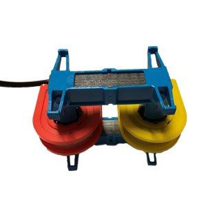Demonterbar transformator