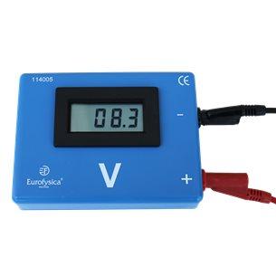 Voltmeter elevmodell, 0-200 V
